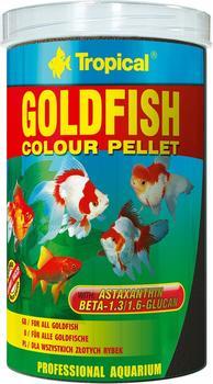 Tropical Goldfish Colour Pellet 100ml