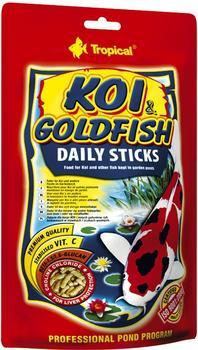 Tropical Koi & Goldfish Daily Sticks 21L 2,5kg