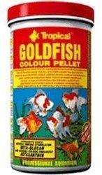Tropical Goldfish Colour Pellet 5L