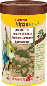 sera Vipan Nature 250ml 60g