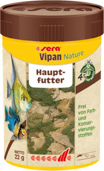 sera Vipan Nature 100ml 22g