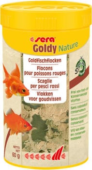 sera Goldy Nature 250ml 60g