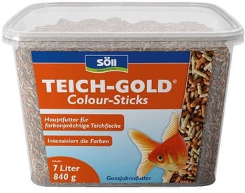 Söll Teich-Gold Colour-Sticks 7L