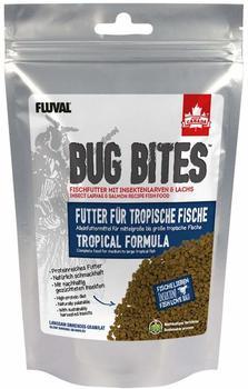 Fluval Bug Bites Tropische Fische Granulat M-L 125g