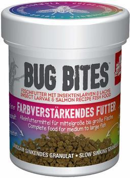 Fluval Bug Bites farbverstärkendes Futter M-L 45g