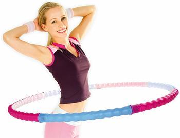 Hoopomania Body Hoop 0,95kg mit 77 Massagenoppen
