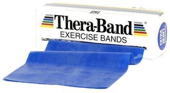 Thera Band Übungsband 5,5 m blau / extra stark