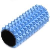 Yogistar Profi Faszien Massage Rolle-Spike, Blue, M