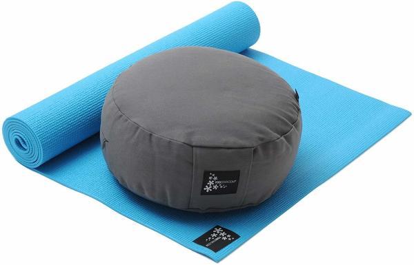 Yogistar Yoga-Set Starter Edition - Meditation turquoise