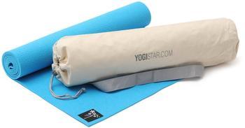 Yogistar Yogamatte Starter Edition grün