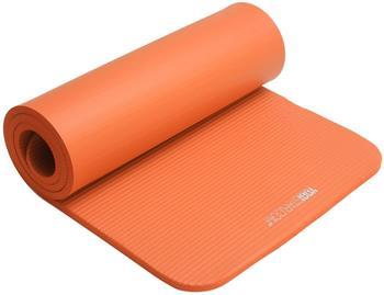 Yogistar Gymnastikmatte Gym 15mm orange