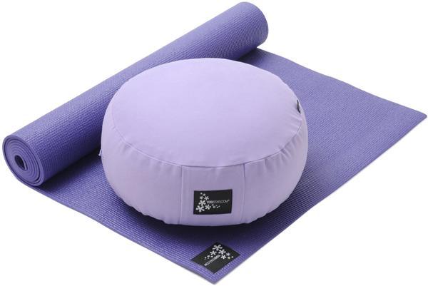 Yogistar Yoga-Set Starter Edition - Meditation purple