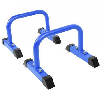 Gorilla Sports Push Up Parallettes (101128) blue