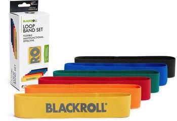 Blackroll LOOP BAND Set 6 pieces