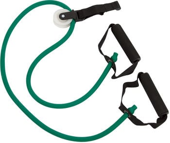 Sport-Tec Shoulder Tube Pulley-Set strong green