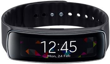 Samsung Galaxy Gear Fit schwarz