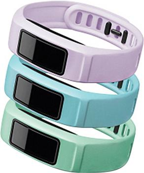 Garmin Vivofit 2 Wechsel-Armbänder pastell