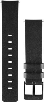 Garmin Ersatzarmband vivomove Leder schwarz