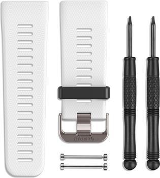Garmin vivoactive HR-Armband weiß