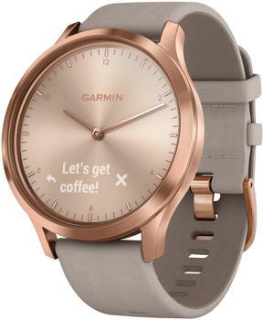Garmin vivomove HR Premium rose gold/grey