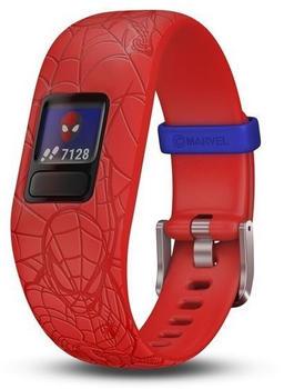 Garmin vivofit jr. 2 Spider-Man red