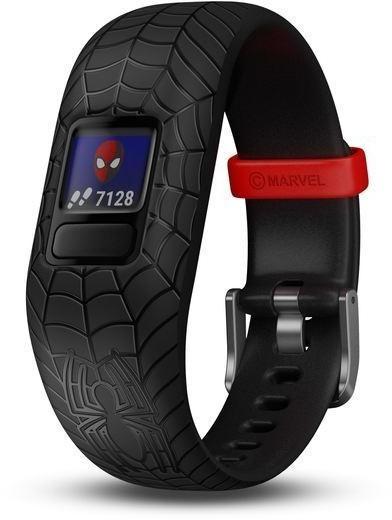 Garmin vivofit jr. 2 Spider-Man black