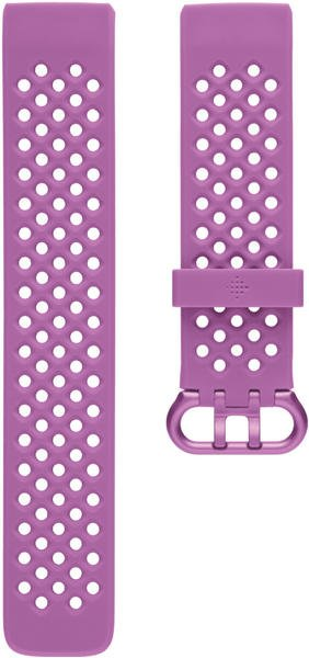 Fitbit Charge 3 Sport Band S berry