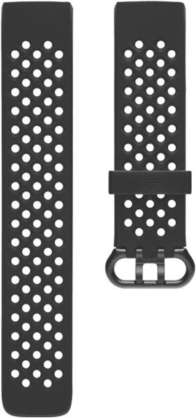 Fitbit Charge 3 Sport Band S black