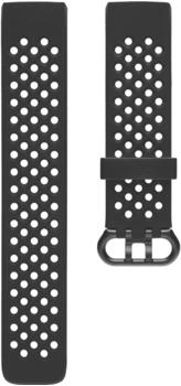 Fitbit Charge 3 Sport Band L black