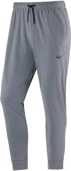 Nike Dri-Fit Fleece Herren Trainingshose grau