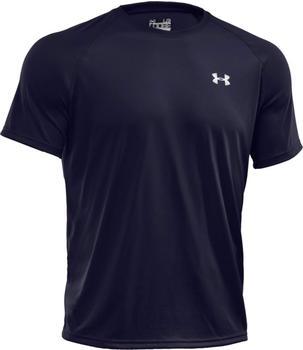 Under Armour Herren T-Shirt UA Tech kurzärmlig Midnight Navy