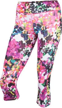 Adidas Ultimate Fit Flower 3/4-Tight