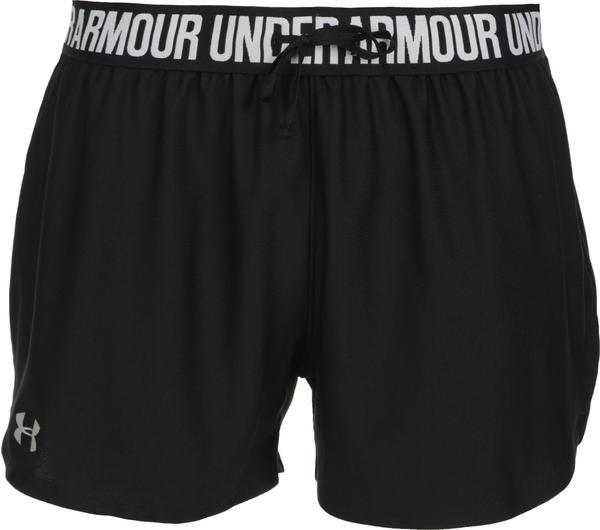Under Armour Damen Shorts UA Play Up black
