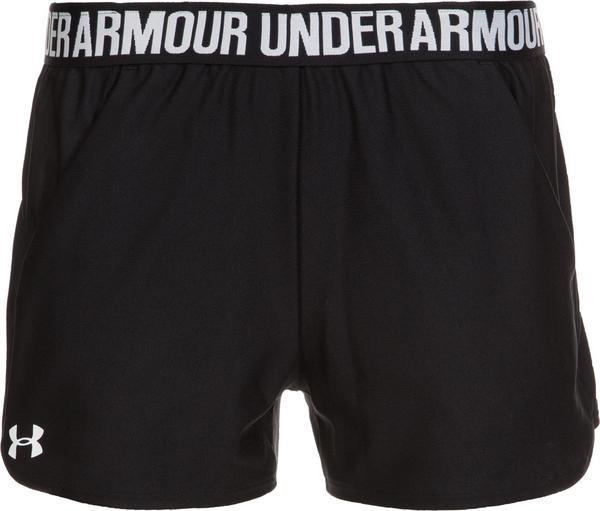 Under Armour Damen Shorts UA Play Up 2.0 black