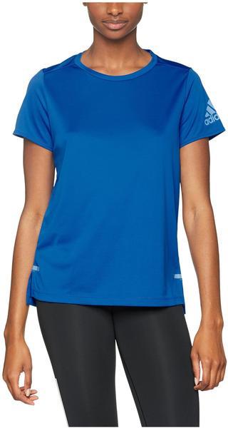 Adidas Climachill T-Shirt Frauen blue