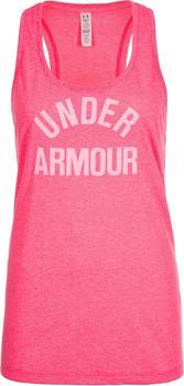 Under Armour Damen-Tanktop UA Threadborne Train Twist pink shock