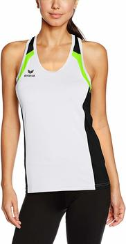 Erima Razor 2.0 Tank Top Women white/black/green gecko