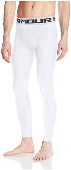 Under Armour Herren Kompressions-Leggings UA HeatGear white