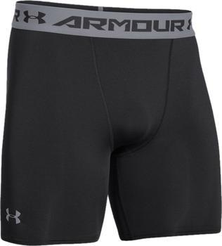 Under Armour Men's HeatGear Compression Shorts black