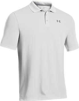 Under Armour Herren Poloshirt UA Performance white