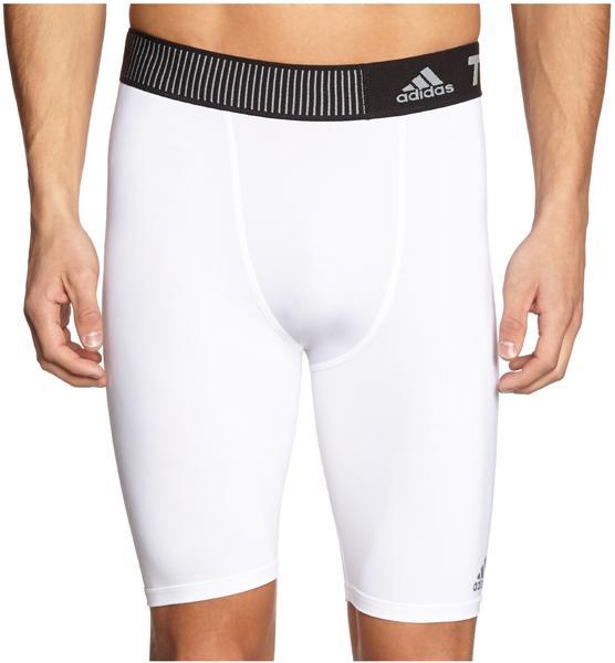 Adidas Techfit Base Tights white
