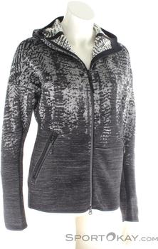 Adidas Z.N.E. Pulse Hoodie Women grey two (BS4945)