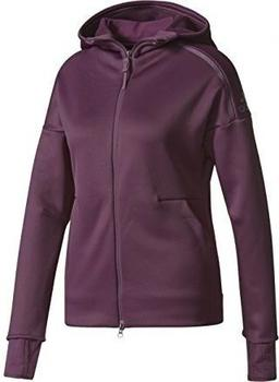 Adidas Z.N.E. Climaheat Hoodie purple/red night (BR1486)