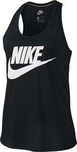 Nike Damen Tank Top Essential Tank (831731-010) black/black/white