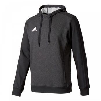 Adidas Herren Hoody Tiro 17 (AY2958) black melange/white