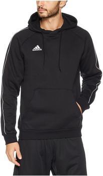Adidas Herren Hoody Core 18 (CE9068) black/white