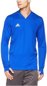 Adidas Herren Training Top Player Focus Condivo 18 (CG0381) bold blue/white