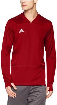 Adidas Herren Training Top Player Focus Condivo 18 (CG0382) power red/white