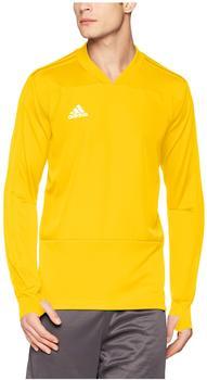 Adidas Herren Training Top Player Focus Condivo 18 (CG0384) yellow/white