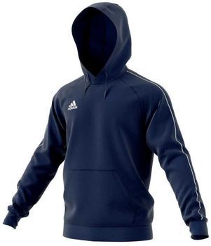 Adidas Herren Hoody Core 18 (CV3332) dark blue/white
